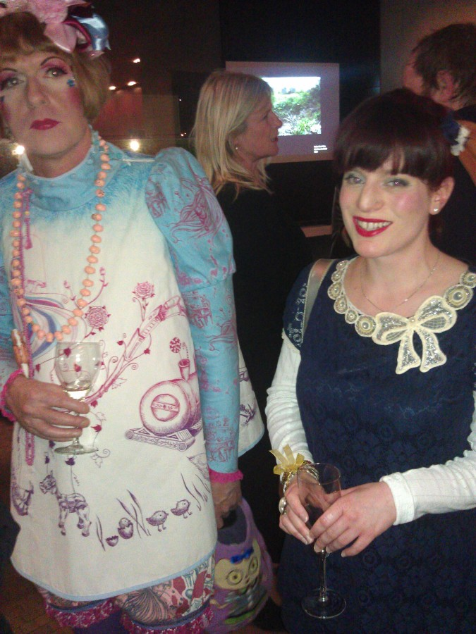 Grayson Perry & the Curious Curator (Kate Eleanor Ross)