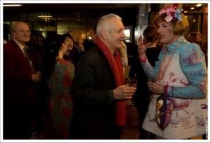 artists Grayson Perry & Brian Chalkley