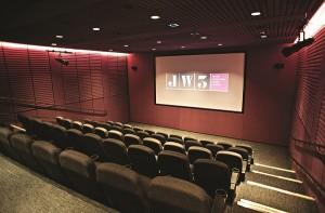 JW3 Cinema. Photograph by Blake Ezra Photography for JW3