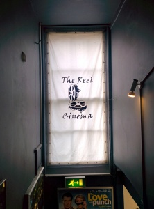 interior feature at The Reel Cinema