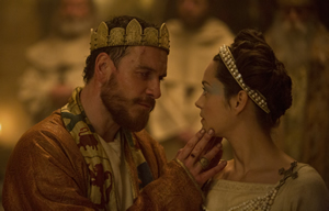 Still from Macbeth. Image taken from Macbeth http://www.macbeth-movie.com/gallery